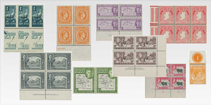 Specialist Commonwealth Stamps