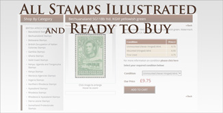 All Stamps Illustrated and Ready to Buy